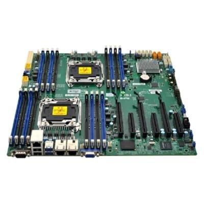 SUPERMICRO MB 2xLGA2011-3, iC612 16x DDR4 ECC,10xSATA3,(PCI-E 3.0/3,3(x16,x8),2x LAN,IPMI