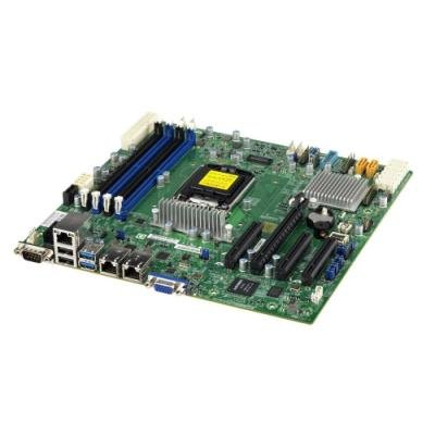 OPRAVENÉ - SUPERMICRO MB 1xLGA1151, iC236,DDR4,8xSATA3,PCIe 3.0 (1 x8, 1 x8 (in x16), 2 x4 (in x8)), IPMI (bulk)