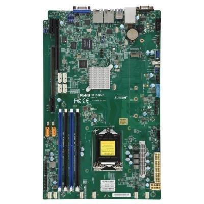 Základní desky pro jednoprocesorové servery