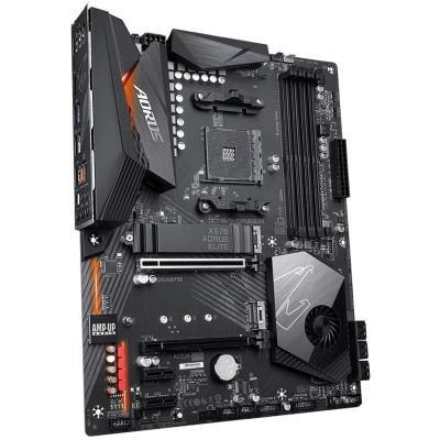 GIGABYTE X570 AORUS ELITE / AMD X570 / AM4 / 4x DDR4 DIMM / 2x M.2 / HDMI / ATX