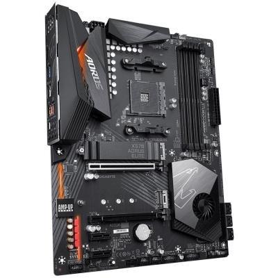 OPRAVENÉ - GIGABYTE X570 AORUS ELITE / AMD X570 / AM4 / 4x DDR4 DIMM / 2x M.2 / HDMI / ATX