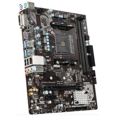 Základní deska MSI B450M-A PRO MAX