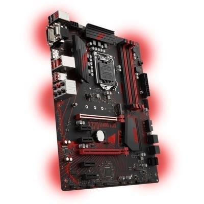 OPRAVENÉ - MSI Z370 GAMING PLUS / Z370 / LGA1151 8th Intel / 4x DDR4 / ATX