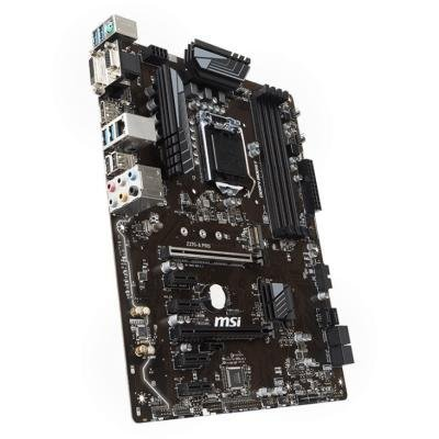 OPRAVENÉ - POUŽITÉ - ROZBALENÉ - MSI Z370-A PRO / Z370 / LGA1151 8th Intel / 4x DDR4 / ATX