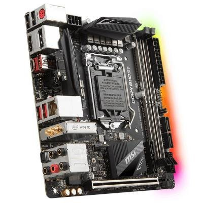 Základní deska MSI Z370I GAMING PRO CARBON AC