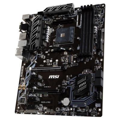 Základní deska MSI B450-A PRO