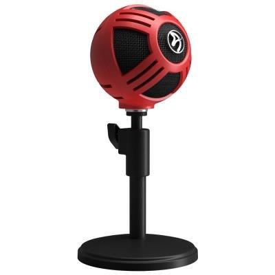 Mikrofon Arozzi SFERA červeno-černý