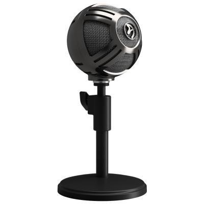 Mikrofon Arozzi SFERA stříbrno-černý