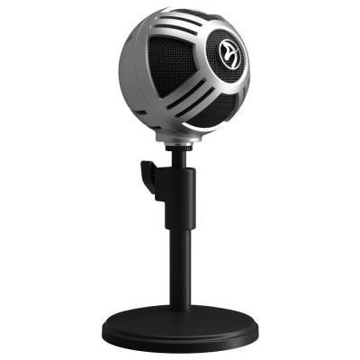 Mikrofon Arozzi SFERA PRO stříbrno-černý