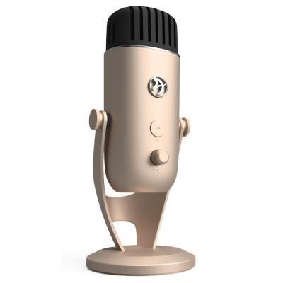 Mikrofon Arozzi COLONNA zlato-černý