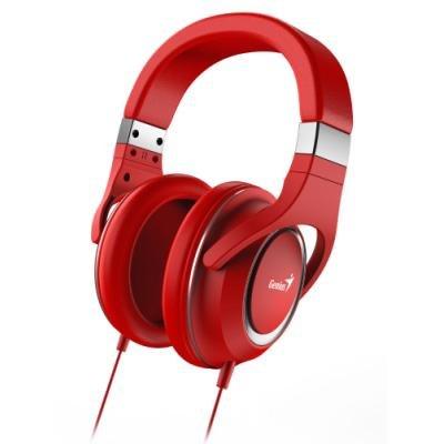 Headset Genius HS-610 červený