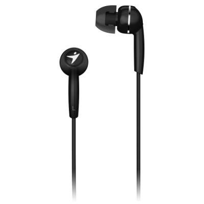 GENIUS headset HS-M320/ černý/ 4pin 3,5 mm jack