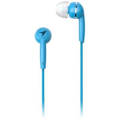 GENIUS headset HS-M320/ modrý/ 4pin 3,5 mm jack