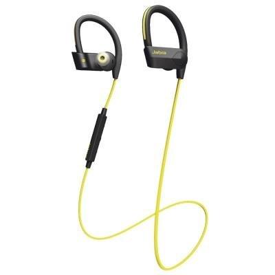 JABRA sluchátka Pace  bluetooth/stereo/sportovní - žluté