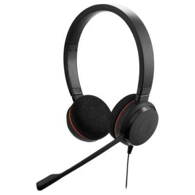 Headset Jabra Evolve 20 UC Stereo