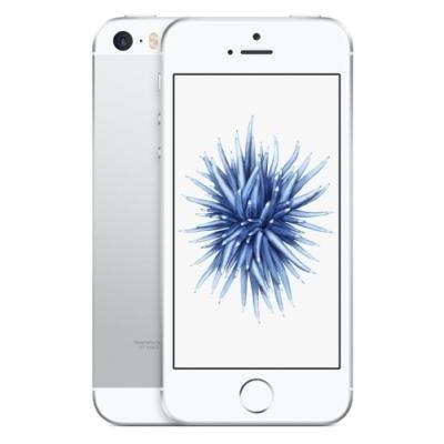 Mobilní telefon Apple iPhone SE 32 GB stříbrný
