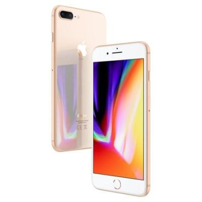 Mobilní telefon Apple iPhone 8 Plus 256GB zlatý