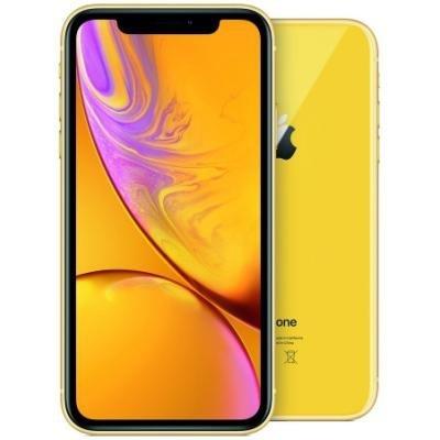 Mobilní telefon Apple iPhone XR 128GB žlutý