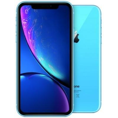 Mobilní telefon Apple iPhone XR 256GB modrý