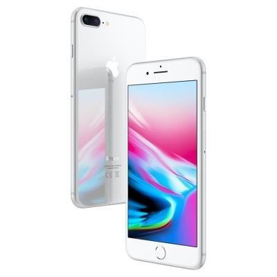 Mobilní telefon Apple iPhone 8 Plus 128GB stříbrný