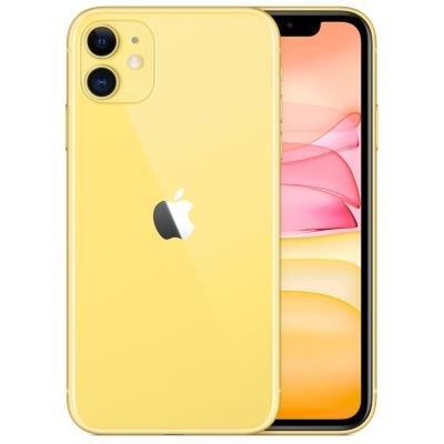 Mobilní telefon Apple iPhone 11 64GB žlutý