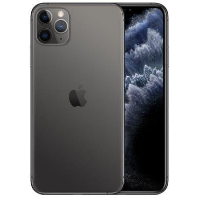 "Apple iPhone 11 Pro Max 64GB Space Grey   6,5"" OLED/ 6GB RAM/ LTE/ IP68/ iOS 13"