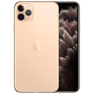 "Apple iPhone 11 Pro Max 256GB Gold   6,5"" OLED/ 6GB RAM/ LTE/ IP68/ iOS 13"