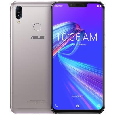 Asus Zenfone Max M2 ZB633KL - Silver   6,3