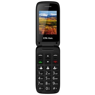 Mobilní telefon CPA Halo 13 červený