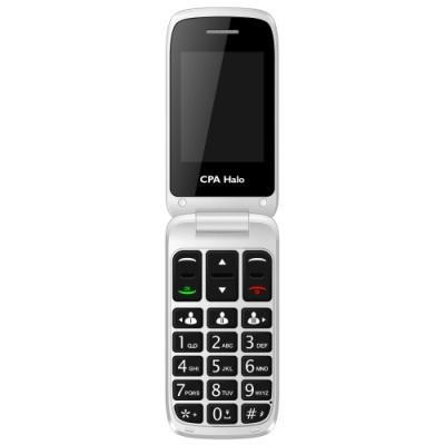 Mobilní telefon CPA Halo 15 černý