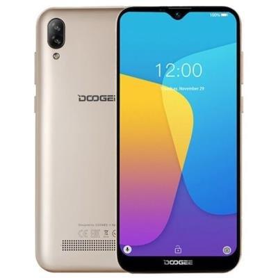 Mobilní telefon Doogee X90 zlatý