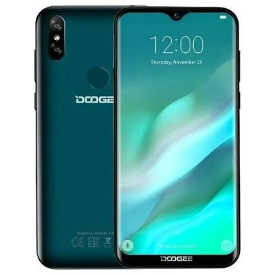 Mobilní telefon Doogee X90L zelený