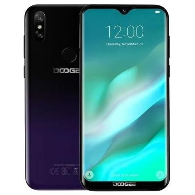 Doogee X90L - Purple   6,1