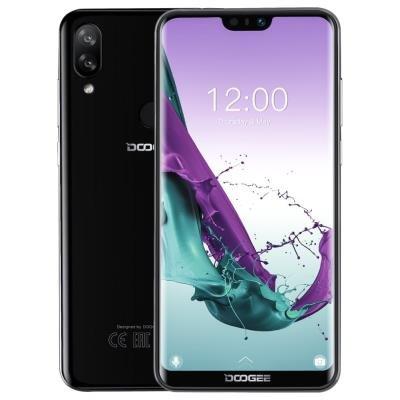 Mobilní telefon Doogee Y7 černý