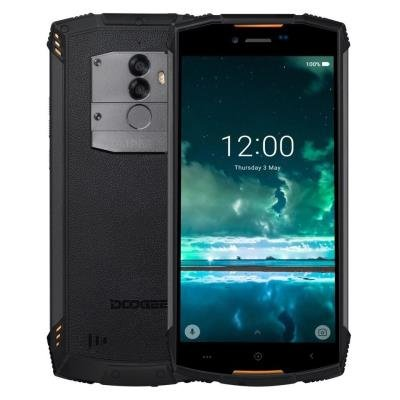 Doogee S55 - Orange   5,5