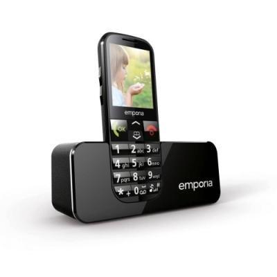 Mobilní telefon Emporia ECO černý