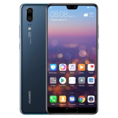 Mobilní telefon Huawei P20 modrý