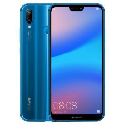 Mobilní telefon Huawei P20 Lite modrý