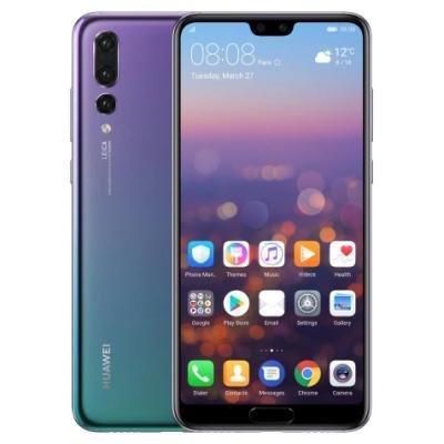 Mobilní telefon Huawei P20 Pro fialovo - modrý