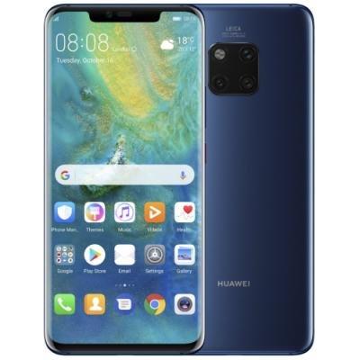 Mobilní telefon Huawei Mate 20 Pro modrý
