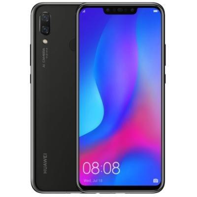 Mobilní telefon Huawei Nova 3 černý
