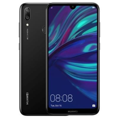 Mobilní telefon Huawei Y7 2019 černý