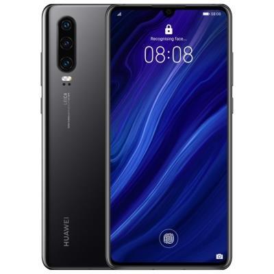 Mobilní telefon Huawei P30 černý