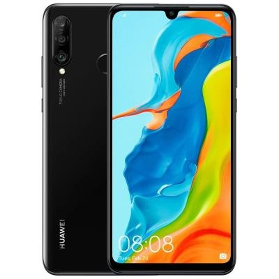 Mobilní telefon Huawei P30 Lite černý