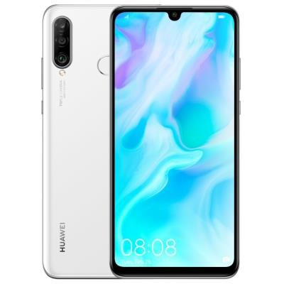 "HUAWEI P30 Lite - White   6,15"" FHD+/ 128GB/ 4GB RAM/ foto zadní 48+8+2Mpx, přední 24Mpx/ LTE/ Android 9"