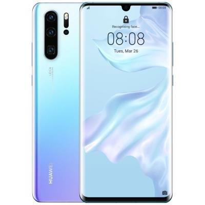 "HUAWEI P30 Pro - Gradient white   6,47"" FHD+/ 256GB/ 8GB RAM/ foto zadní 40+20+8Mpx, přední 32Mpx/ IP68/ LTE/ Android 9"