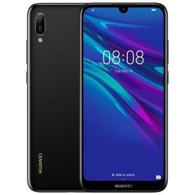 Mobilní telefon Huawei Y6 2019 černý