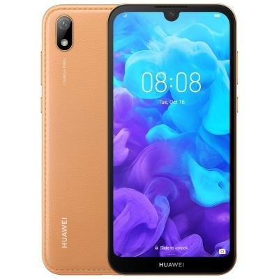 Mobilní telefon Huawei Y5 2019 hnědý