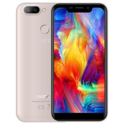 Mobilní telefon iGET Ekinox K5 zlatý