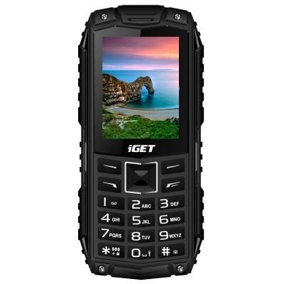 Mobilní telefon iGET Defender D10 černý